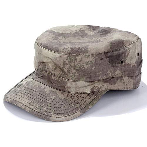 WEIZI Sombreros de Marinero Militar de Camuflaje del ejército de EE. UU. para Hombres, Gorras tácticas de Combate de Francotirador Soldado, Sombreros de Camuflaje Airsoft de Paintball Unisex
