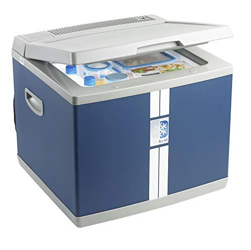 MOBICOOL B40 Hybrid Frigo Freezer Portatile Ibrido, 38 l, Mini Frigo per auto, camion, barca e camper, 12 V e 230 V