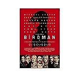 SDFRG Birdman-Poster, dekoratives Gemälde, Leinwand,