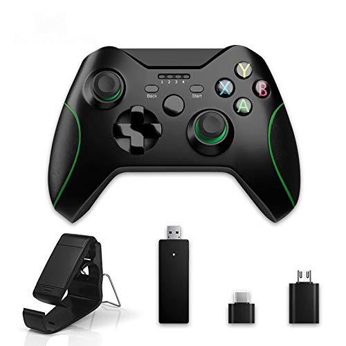 XboxOneコントローラー用ゲームパッド2.4GワイヤレスゲームコントローラージョイスティックPs3 / AndroidスマートフォンゲームパッドWinPc 7/8/10 Gamepad-02