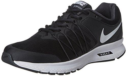 Nike Men Air Relentless 6 MSL Black/White-Anthracite Running Shoes-7 UK (41 EU) (8 US) (843881-001)