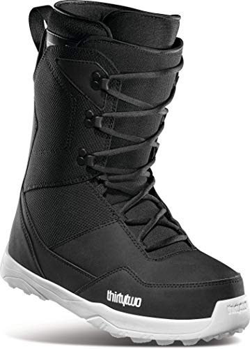 Thirty Two Shifty Mens Snowboard Boots Black Sz 10.5