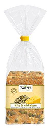 Knäcke Käse-Kürbiskern 200 g Beutel Dr. Karg