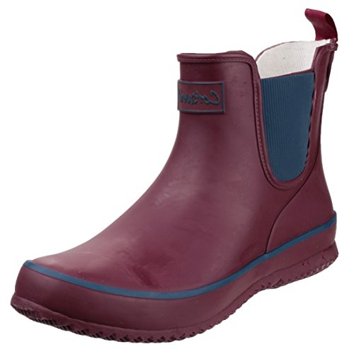 Cotswold Bushy Ladies Welling Womens Synthetic Material Wellies Navy