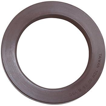 TCM 50X62X7VSC-BX FKM//Carbon Steel Oil Seal SC Type 1.969 x 2.441 x 0.276 1.969 x 2.441 x 0.276 Dichtomatik Partner Factory