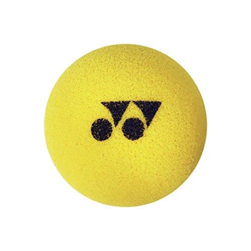 YONEX(ヨネックス) テニス 子ども用 スポンジボール2(1ダース12個入り) イエロー TB15