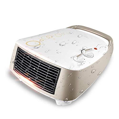 ASDFGH Heizradiator Personal Heizkörper Wand befestigte und Stand Up 2000W Heizung, Sicherheitsschutz, professionelle wasserdichte, 0 ° C Frostschutzfunktion