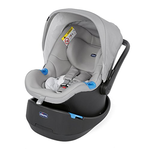 Chicco 07079594960000 Babyschale Oasys 0 plus, grau
