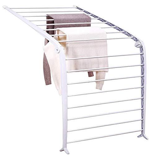 JIAHE115 vrijstaande handdoekhouder elektrische radiator droogframe vouwen wasrek wasrek binnenhanger kleding handdoekhouder