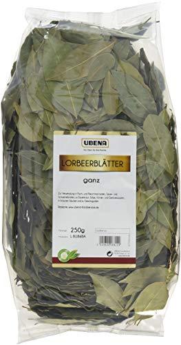 Ubena Lorbeerblätter 250 g, 1er Pack (1 x 0.25 kg)