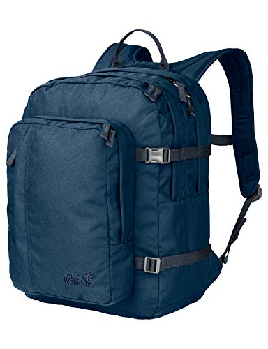 Jack Wolfskin Berkeley Jours Sac à Dos, Daypacks Adulte Unisexe, Poseidon Blue, One Size