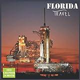 Florida Travel Calendar 2022: Official US State Florida Calendar 2022, 16 Month Calendar 2022