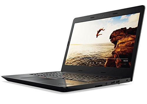 Lenovo 4727485 ThinkPad E475 Intel A10-9600P 2.4 GHz Laptop, 8 GB RAM, Windows 10 Pro