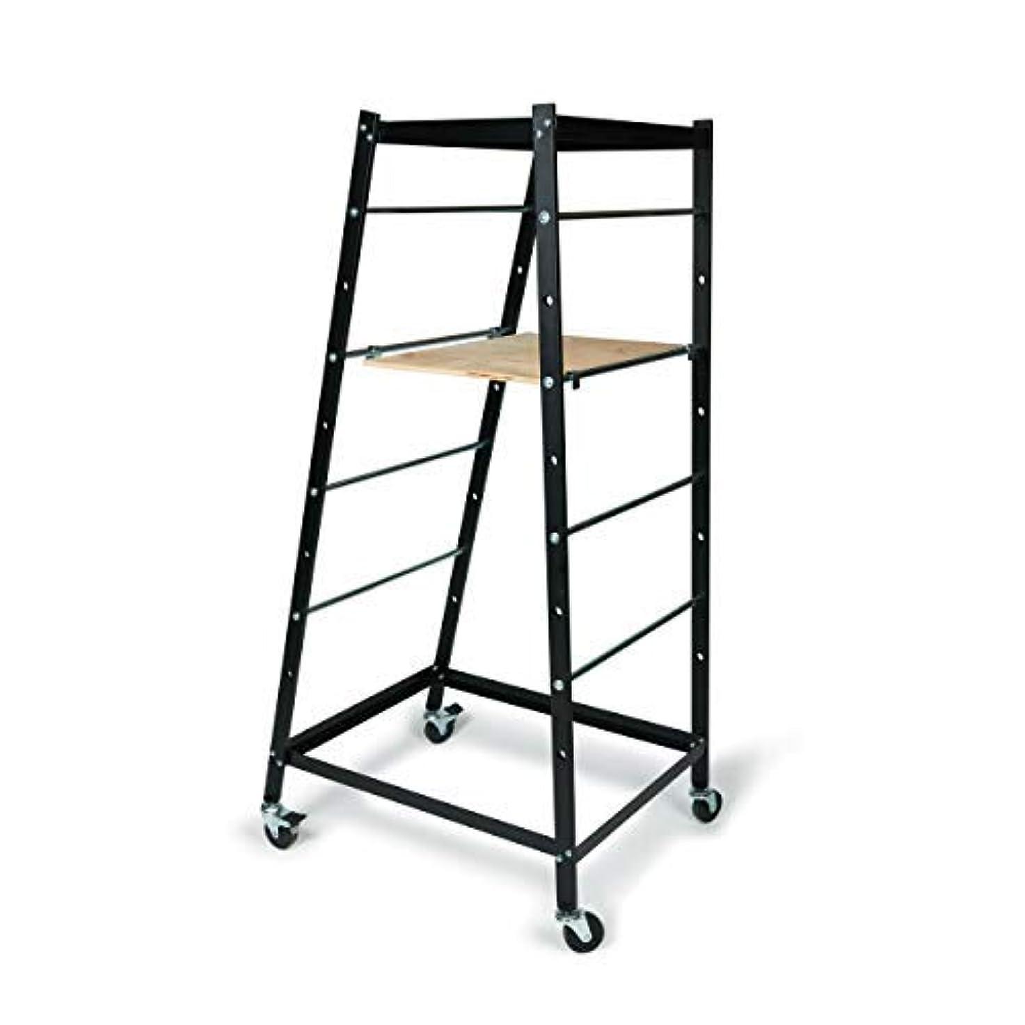 回転させるバブル輸送WoodRiver Mobile Clamp and Storage Rack [並行輸入品]