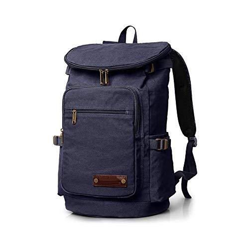 LMCLJJ Mochila for laptop muchacha de las mujeres, Viajes escuela bolsa impermeable Mochila College Bookbag, de gran capacidad multifunción Mochila con Multi-bolsillo for Cosmética y Maquillaje Herram