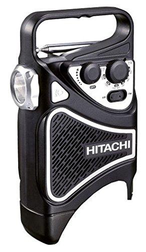 HITACHI Baustellenradio 93255546B A UR 10 DL (Basic) für 10,8V Akku 1,5-3Ah