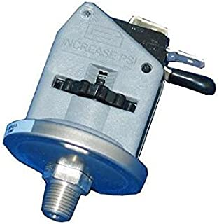 Allied Innovations Pressure Switch, Universal - 6AMP - 1/8