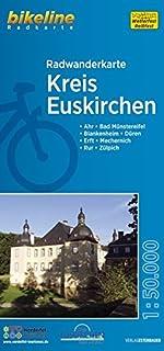 Bikeline Radkarte Kreis Euskirchen, 1 : 50 000, Bad Münster