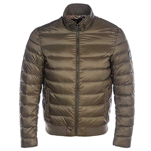 Belstaff Schaltung Steppjacke salvia UK 42 - Extra Large