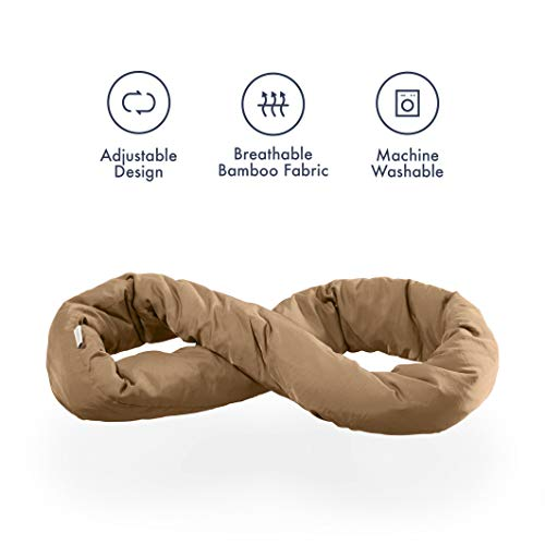 HuziInfinityPillow-トラベルピローネックピロー飛行機の枕