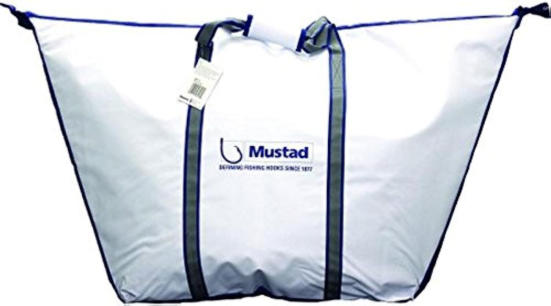 Mustad Mustad Mustad MB017 Body Bag L 500D Tarpaulin, Blau Griffe (1 Pack), Weiß, 76,2 x 182,9 cm B07D3FLQ6H  Extreme Geschwindigkeitslogistik f8e253