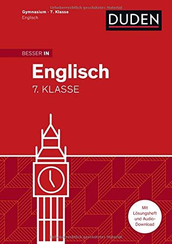 Besser in Englisch - Gymnasium 7. Klasse (Cornelsen Scriptor - Besser in)