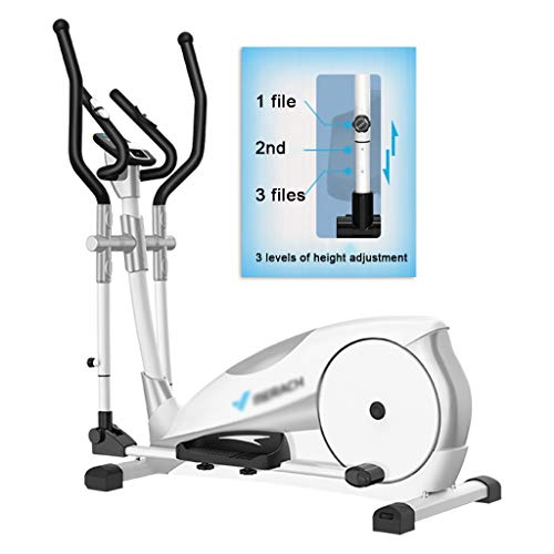 New Exercise Bikes Silent Elliptical Stepper Magnetic Control Exercise Bike Space Walker Home Cross ...