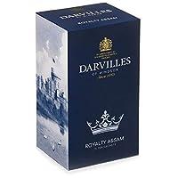 ダーヴィルス・オブ・ウィンザー ロイヤルティ・アッサム ティーバッグ Darvilles of Windsor ROYALTY ASSAM 25 Tea Bags