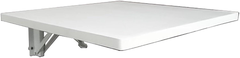 los nuevos estilos calientes GLJ Mesa de Comedor de Cocina Plegable, Plegable, Plegable, suspendida y suspendida, de Parojo, en 10 tamaños, blancoo Mesa Plegable (Talla   90  50cm)  ahorra hasta un 50%