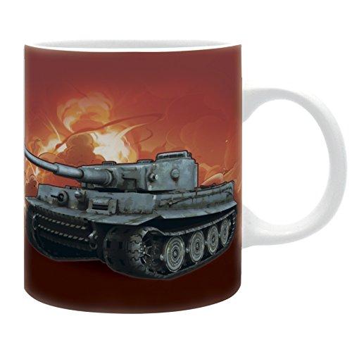 ABYstyle - Mug World of Tanks - 320 ML - Croquis