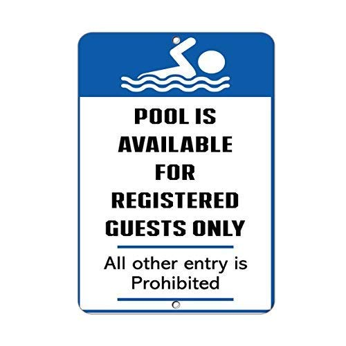 Pool Available for