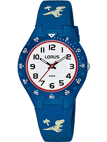 Lorus Reloj Analógico para Niños de Cuarzo RRX49GX9