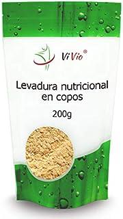 comprar comparacion Levadura nutricional en copos 200g | Inactiva | ViVio