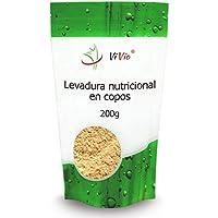 Levadura nutricional en copos 200g   Inactiva   ViVio
