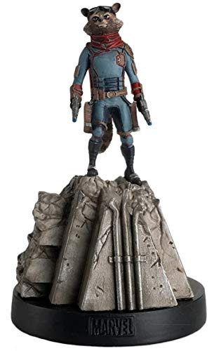 Marvel Movie Collection Nº 120 Rocket Racoon (End Game) 11,5 cms.