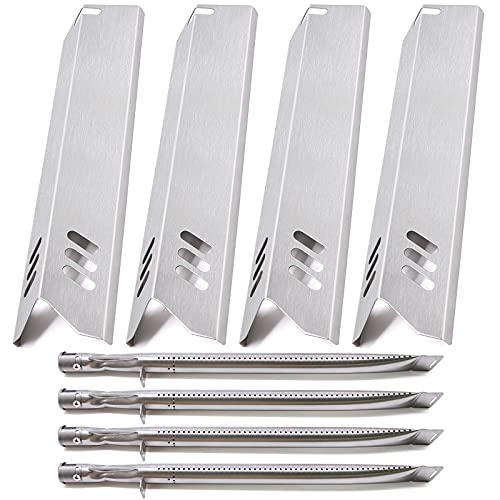 Criditpid Grill Parts Kits Compatible for Dyna-Glo DGF493BNP DGB494SPB, Backyard Grill BY13-101-001-12 BY14-101-001-02, BHG BH13-101-099-01 Grill, 15inch Dynaglo dgf493bnp Replacement Parts
