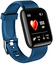 Smart Watch, Fitness Tracker with Heart Rate Monitor, Activity Tracker with 1.3