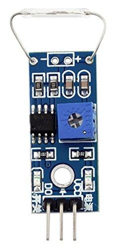 SaySure - 1Pcs Reed Sensor Module Magnetron Module Reed Switch