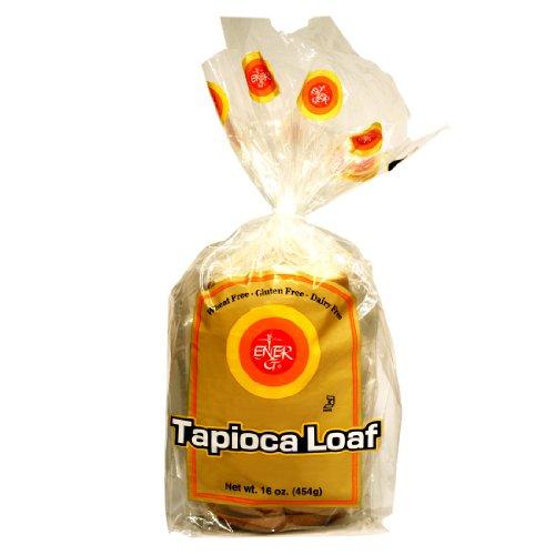 Ener G Foods Tapioca Loaf Wheat Free Gluten Free, 16 oz
