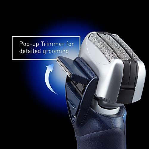 Panasonic es8243a, 5min, 1MB/s, AC 100–240V, 178.6G–Rasoir de sécurité