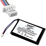HQRP Battery Works with Flip MinoHD 1st Generation Video Camera F460 F460C F460B Cisco Mino HD 02404-0013-00 1UF463450-1-T0058/NP20 F360 F360C F360B