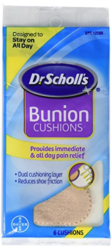 Dr. Scholl's Bunion Cushions with ComfortPlus 6 ea.