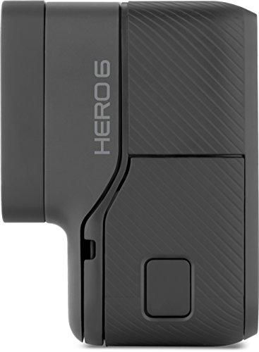 GoPro HERO6 Noir Black Caméra Numérique imperméable pour Voyage avec Écran Tactile 4K HD Video 12MP Photos - 1