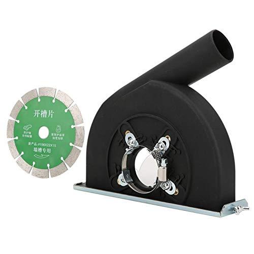 Protector de esmerilado a prueba de polvo de alta durabilidad, para herramientas industriales, para talleres, para cortar
