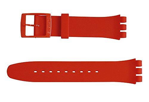 Original Swatch New Gent Armband Swiss Around The Clock (ASUOR106) 19 mm Bandansatz