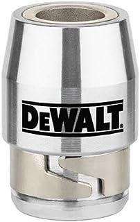 DEWALT FlexTorq Magnetic Bit Holder, Impact Ready, 2-Inch (DWA2SLVIR)