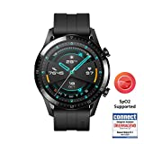 HUAWEI Watch GT 2 Smartwatch (46mm Full-Color-AMOLED, SpO2-Monitoring, Herzfrequenzmessung, Musik...