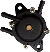 Fuel Pump for Briggs & Stratton 491922,808656, Honda 16700-Z0J-003,Kawasaki 49040-7001,Kohler 24 393 04S,24393 16S, John Deere Lg808656 M138498 M145667