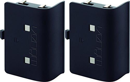 Replacement Battery Packs for Venom Xbox One Docking Station (Xbox One), Schwarz
