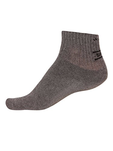 Jockey Men's Cotton Socks (8901326018064_7036_Free Size_Charcoal Melange)